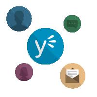 Un Comminity Manager te ayuda a adoptar Yammer en tu organización.