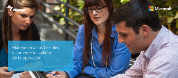 Maneje recursos escalables flexibles y aumente la agilidad de la operación Windows Server