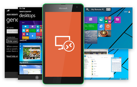 Microsoft Remote app imagen