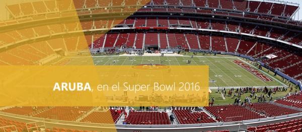 Aruba en el Super Bowl