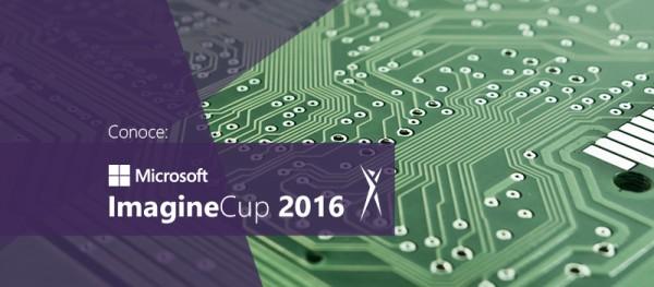 Imagine cup 2016