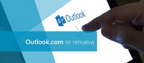outlook se renueva