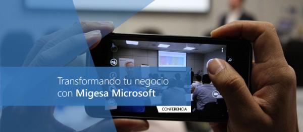 Microsoft monterrey Migesa