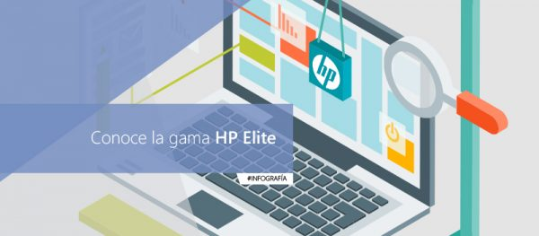 Conoce la gama HP Elite