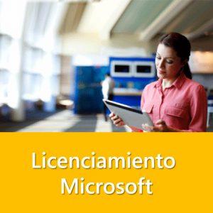 Soluciones Microsoft