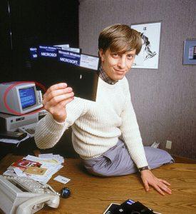 Bill Gates Office