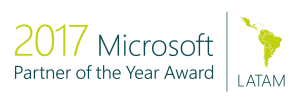 Migesa Microsoft Partner of the Year Award 2017
