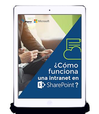 Ebook intranet en SharePoint