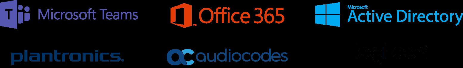 Logos herramientas Cloud Voice